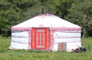 Sweetheart Yurt